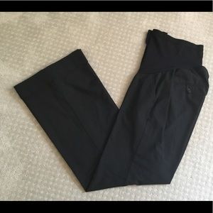 A Pea in the Pod maternity dress pants